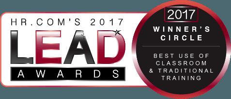 HR.com Lead Awards Logo