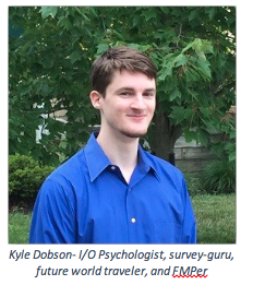 Photo of Kyle Dobson, FMP employee