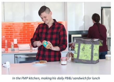 Photo of FMP employee Budd Darling