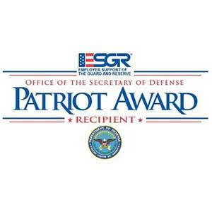 Office of the Secretary of Defense Patriot Award